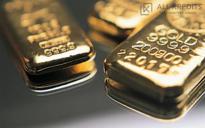 Какие бывают золотые слитки