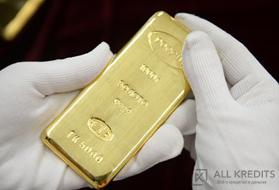 Кто может продавать и покупать золотые слитки